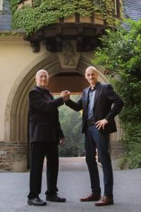Mentoring mit Hans Jürgen Schmitz Senior und Junior